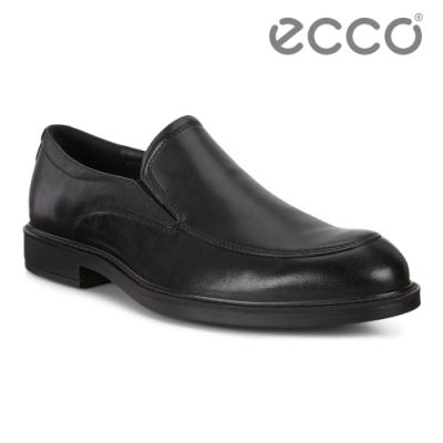 ECCO VITRUS III 歐式正裝紳士皮鞋 男鞋 黑色