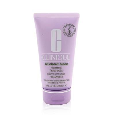 クリニーク 洗顔フォーム Clinique 洗顔料 All About Clean Foaming Facial Soap Very Dry to Combination Skin 150ml
