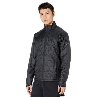 ブルックス メンズ コート アウター Shield Hybrid Jacket