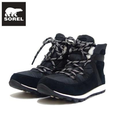 ソレル SOREL NL 3428(レディース) ウィットニーフルーリー:ブラック (010)