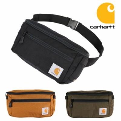 カーハート ウエストバッグ carhartt Essentials Pouchミニバッグ 斜めがけバッグ レディース メンズ カバン ウエストバッグ ウエストポ