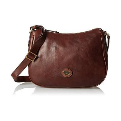 The Bridge Messenger Bag 04716901-14 Brown 並行輸入品