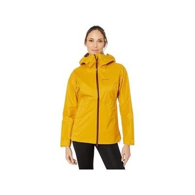 マーモット PreCip Stretch Jacket レディース コート アウター Yellow Gold