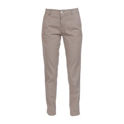LIU •JO MAN パンツ カーキ 42 コットン 97% / ポリウレタン 3% パンツ