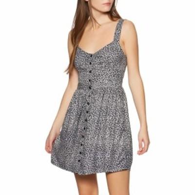 ルーカ RVCA レディース ワンピース ワンピース・ドレス juniper dress True Black