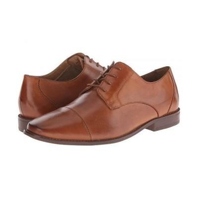 Florsheim フローシャイム メンズ 男性用 シューズ 靴 オックスフォード 紳士靴 通勤靴 Montinaro Cap Toe Oxford - Saddle Tan Smooth