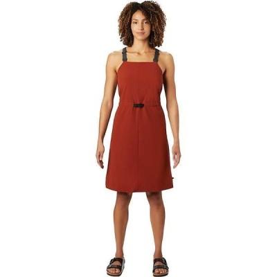 マウンテンハードウェア レディース ワンピース トップス Mountain Hardwear Women's Freefall Halter Dress