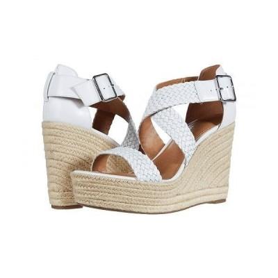 Aerosoles エアロソールズ レディース 女性用 シューズ 靴 ヒール Martha Stewart Kathy - White Leather
