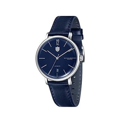 Dufa Men's Stainless Steel Breuer Automatic Fashion Watch