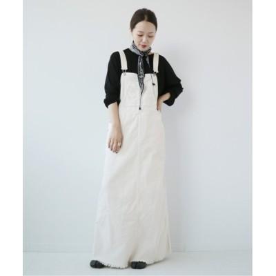 (Plage/プラージュ)【Healthy denim/ヘルシーデニム】SP CORD サロペットスカート◆/レディース ナチュラル