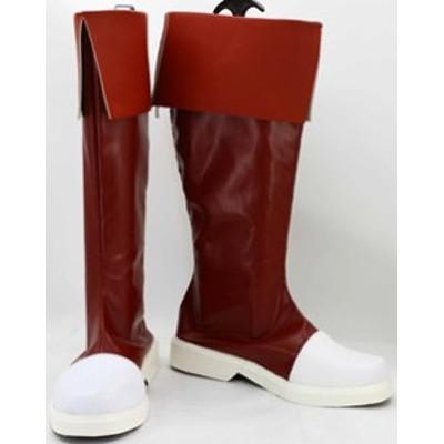 Gargamel コスプレ靴 FairyTail フェアリーテイル ウェンディ ・マーベル Wendy Marvell コスプレブーツ m2409