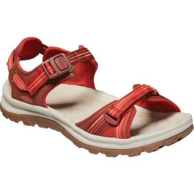 キーン レディース サンダル シューズ Terradora II Trail Running Sandal