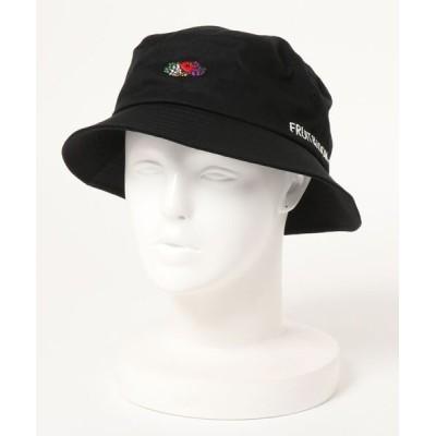 FRUIT OF THE LOOM / LOGO EMB BUCKET HAT WOMEN 帽子 > ハット