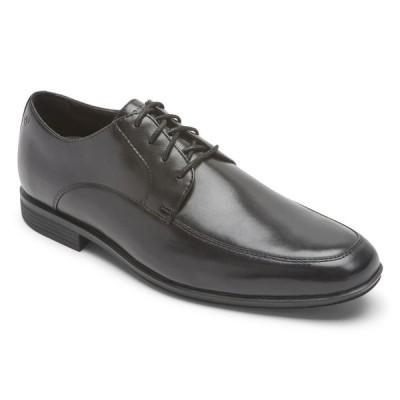 ロックポート 靴 メンズ CH5558 スタイルコネクテッド 防水 エプロン トゥ ブラック