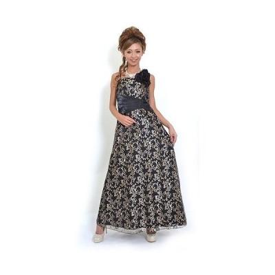 刺繍デザイン重ねドレス