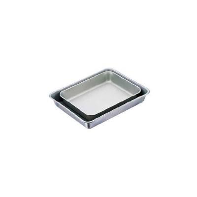 IKD/イケダ  18−8抗菌フッ素加工角バット/手札型