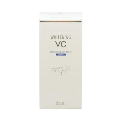 加美乃素本舗 エラステクト ホワイトニング モイスチュアアップ ミルクVC(M) しっとりタイプ 120ml