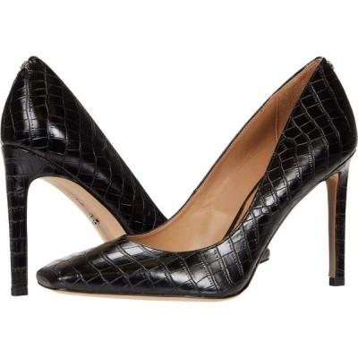 サム エデルマン Sam Edelman レディース シューズ・靴 Beth Black Lucea Dress Croco Leather