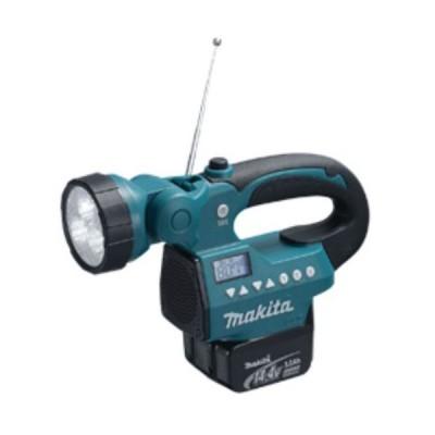 マキタ:充電式ライト付ラジオ MR050 re-ggt