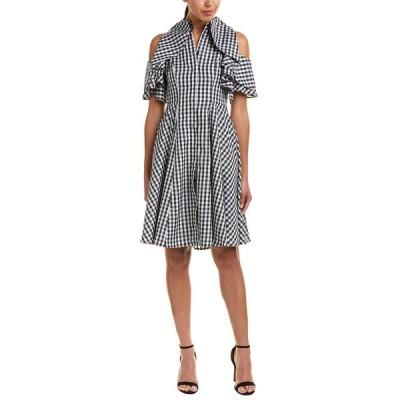 アルトングレイ ワンピース トップス レディース Alton Gray A-Line Dress black and white