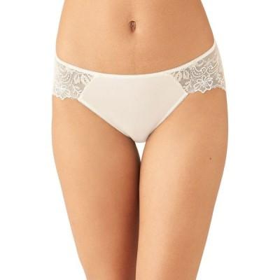ワコール Wacoal レディース ショーツのみ インナー・下着 Scene Stealer Bikini Underwear 843312 Cream