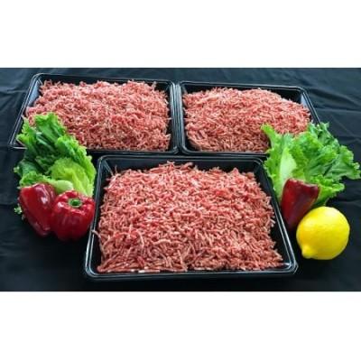 都城産宮崎牛と都城産「観音池ポーク」の合挽肉1.8kg