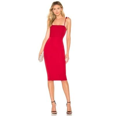 スーパーダウン superdown レディース ワンピース ワンピース・ドレス Kendall Midi Dress Red