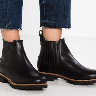 レディース 靴 シューズ IGLOO TRAVELLING - Classic ankle boots - black
