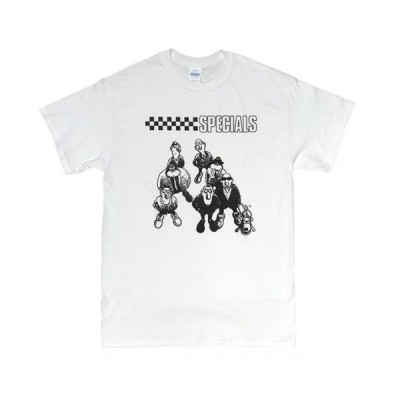 ザ・スペシャルズ THE SPECIALS スペシャルズ tシャツ ロックtシャツ バンドtシャツ