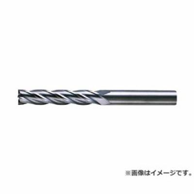 三菱 4枚刃超硬センタカットエンドミル(ロング刃長) ノンコート 20mm C4LCD2000 [r20][s9-834]