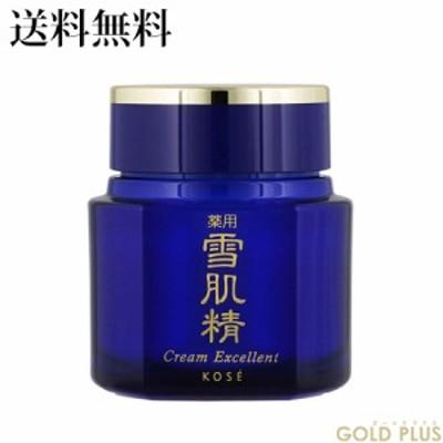 コーセー 薬用 雪肌精 クリーム エクセレント 50g -KOSE-
