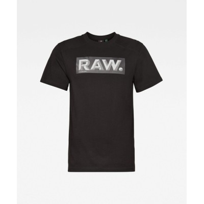 tシャツ Tシャツ Reinforced Reflective Raw. Logo T-Shirt