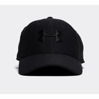 アンダーアーマー Under Armour メンズ キャップ 帽子 blitzing 3.0 cap Black/Black
