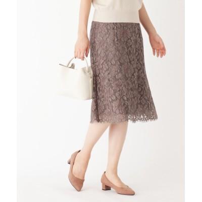 index / レースマーメイドスカート【WEB限定サイズ】 WOMEN スカート > スカート