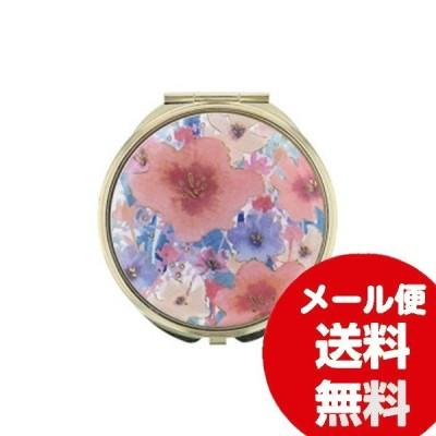 ミラー 等倍鏡 拡大鏡 FLOWERING フラワーリング ミラー お花 オレンジ GMR0144-OR