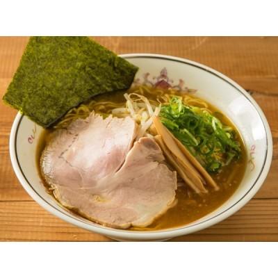 【信州諏訪ハルピンラーメン】にんにくを四年熟成させたタレはどこにもない味です。にんにくラーメン1人前