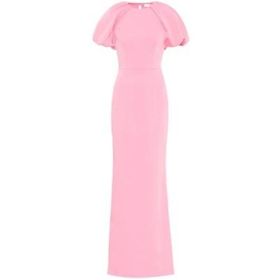 レベッカ ヴァランス Rebecca Vallance レディース パーティードレス ワンピース・ドレス winslow crepe gown Pink