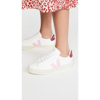 ヴェジャ Veja レディース スニーカー シューズ・靴 Campo Chrome Free Sneakers Extra White/Guimauve/Marsala