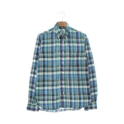 GAMBERT CUSTOM SHIRTS ギャンバートカスタムシャツ カジュアルシャツ メンズ