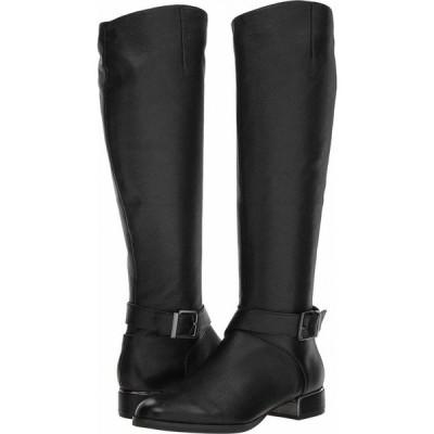 ケネス コール Kenneth Cole New York レディース ブーツ シューズ・靴 Branden Buckle Black Leather