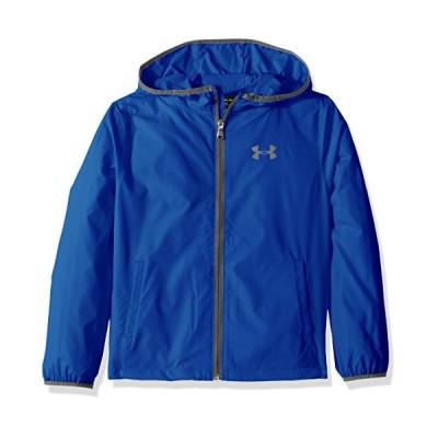 平行輸入品 Under Armour Boys' Sackpack Jacket, Royal /Black, Youth X-Large