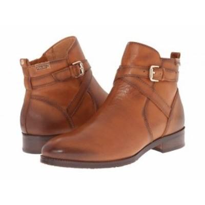 Pikolinos レディース 女性用 シューズ 靴 ブーツ アンクル ショートブーツ Royal W4D-8614 Brandy【送料無料】