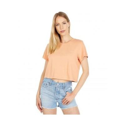 Levi's(R) Womens リーバイス レディース 女性用 ファッション Tシャツ Cropped Jordie Tee - Peach Bloom
