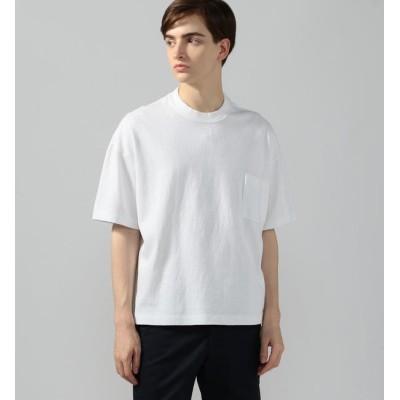 【トゥモローランド/TOMORROWLAND】 吊天竺 ビッグシルエット ポケットTシャツ