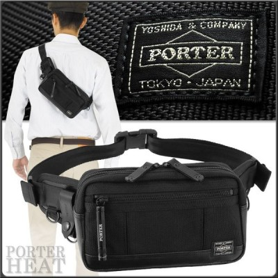 PORTER ポーター HEAT ボディバッグ S 703-07972
