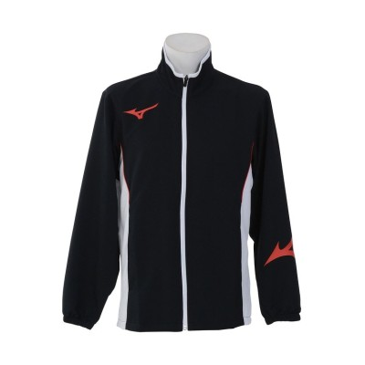 【販売主:スポーツオーソリティ】 ミズノ/TSAオリジナルクロスシャツ ユニセックス ブラック S SPORTS AUTHORITY