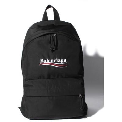 【バレンシアガ】 EXPLORER BACK PACK レディース ブラック F BALENCIAGA