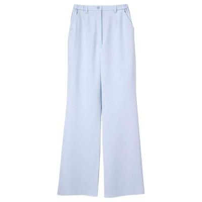 ナガイレーベン 女子パンツ ブルー M CA1703 1枚