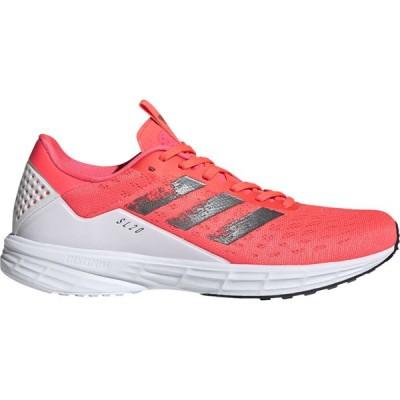アディダス adidas レディース ランニング・ウォーキング シューズ・靴 SL20 Signal Pink/Core Black/White