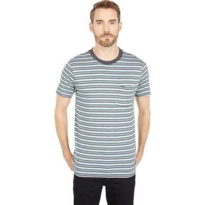 ボルコム Volcom メンズ Tシャツ トップス Cornett Crew Short Sleeve Dark Charcoal